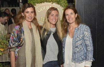 Ximena Arcos Pérez, Margarita Rachetti y Aileen Mc Gregor