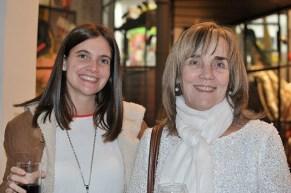 Claudia Maistegui y Beatriz Bebeacua