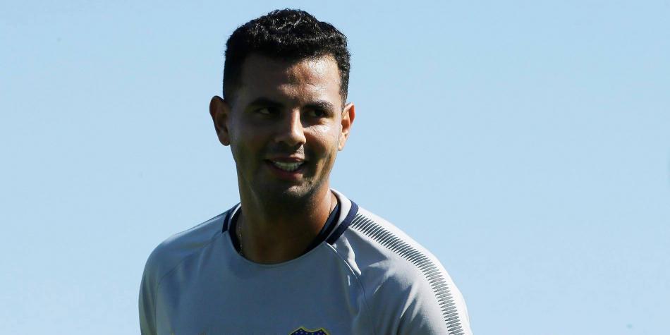 Edwin Cardona se recuperó y volvería a jugar con Boca el domingo