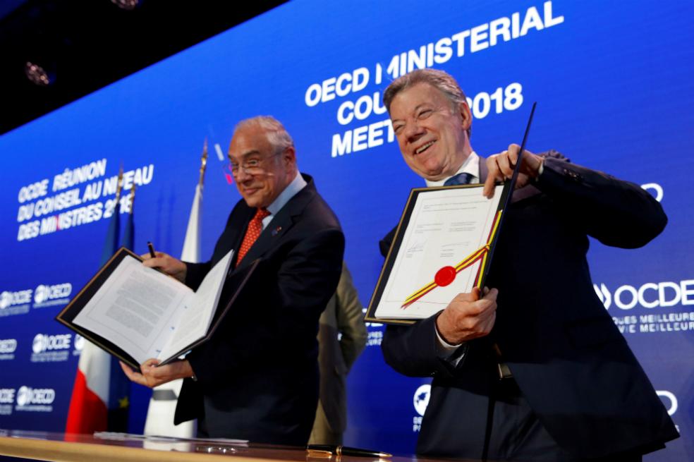 Colombia en la OCDE: ¿qué implica esto?