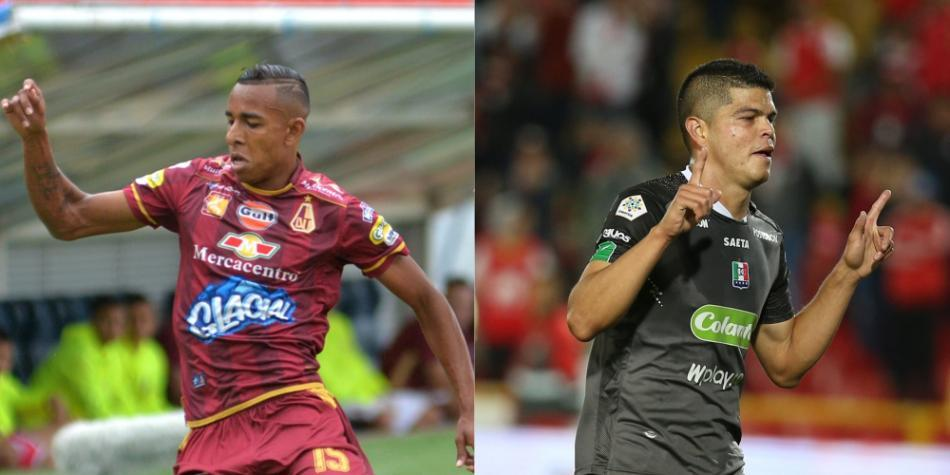 Tolima vs. Once Caldas, enfrentamiento entre protagonistas de la Liga