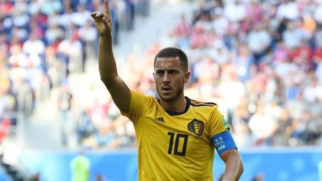 Hazard, sobre su futuro: «Ya sabéis mi destino favorito»