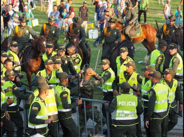 En el Desfile de Independencia reinó la seguridad y el orden
