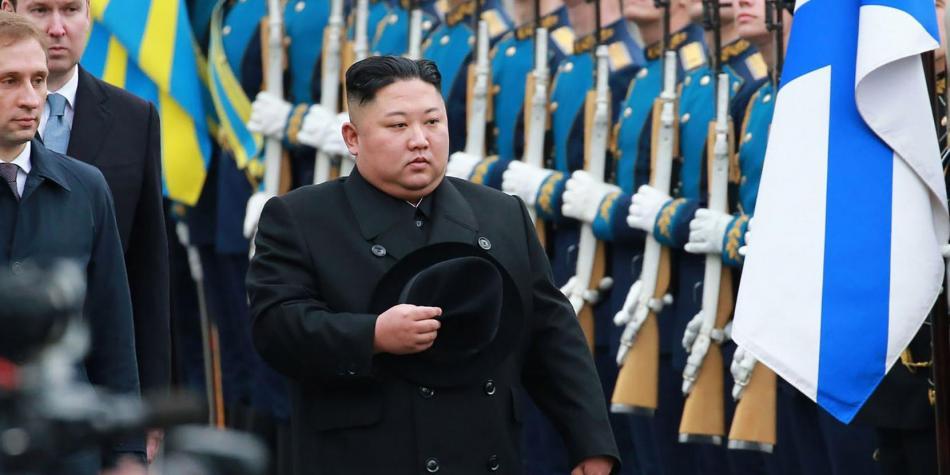 Alta tensión por incautación de barco norcoreano por EE. UU.