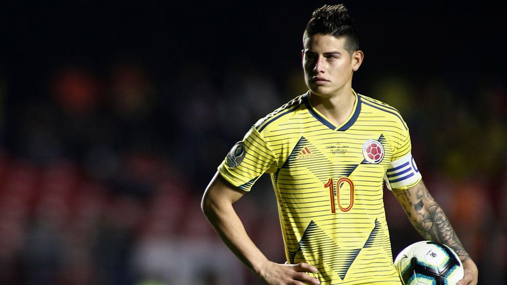 James dispara las expectativas del Madrid para hacer caja con él