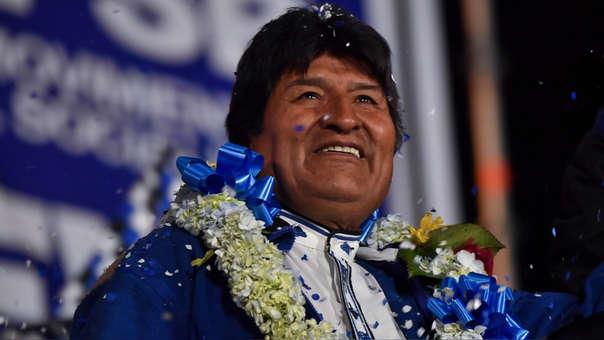 Desórdenes en Bolivia ante cuestionada ventaja de Evo Morales