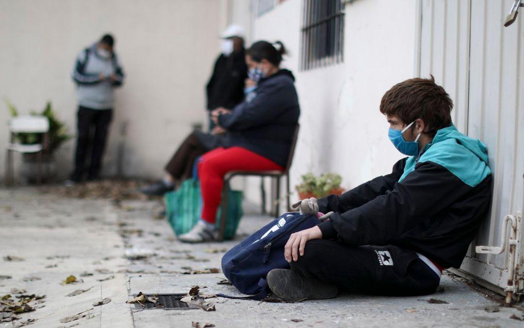 La crisis llevará al desempleo a más de 11,5 millones de latinoamericanos este año