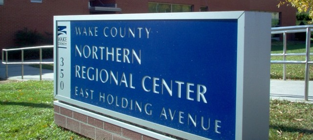 Wake County Northern Regional Center