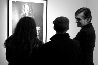 Imágenes de la exposición - Cortesía de Eduardo Leal de la Gala