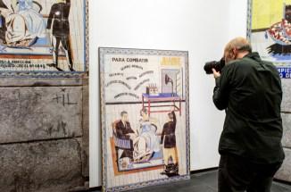 """Imagen de la exposición """"Carlos Garaicoa, Orden inconcluso"""". CA2M, 23.11.2013-08.03.2014, Móstoles."""