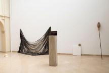 Pablo Jansana, Andrea Galvani, Santiago Reyes Villaveces © 2016, Vista de la exposición en el Centro de Arte Pepe Espaliú. Cortesía de Kandor13