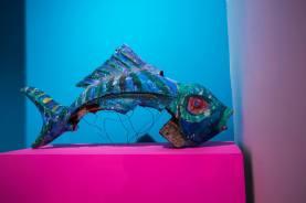 José Nava, Piñata azul