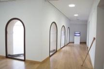 Santiago Reyes Villaveces. Nike. Balam Bartolomé. Miichi. Pepe Espaliú © 2016, Vista de la exposición en el Centro de Arte Pepe Espaliú. Cortesía de Kandor13