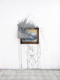 Horror Vacui Series, 2017 © Alejandro Almanza Pereda Pintura y cemento