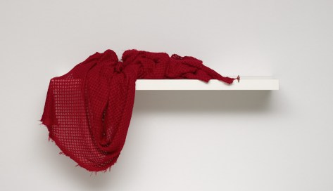 Liliana Porter. Trabajo Forzado (Weaver), 2005 Instalación. Cortesía de Fundación Kablanc Otazu