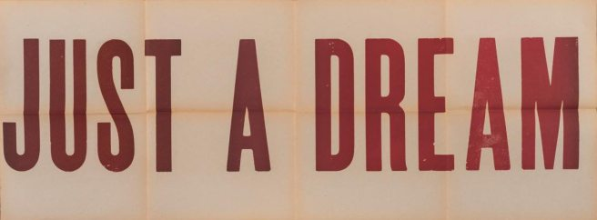 Adolfo Bernal, Just A Dream, Ed. of 6, 1987 Casas Riegner Gallery, Bogotá, Colombia, Courtesy of the Bernal Henao Family and Casas Riegner