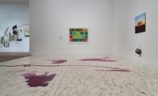 Vista de la exposición Manipulate the World - Activate Öyvind Fahlström, 2017 Foto: Åsa Lundén/Moderna Museet