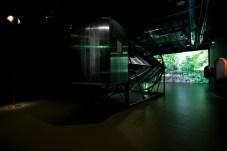 Laurent Grasso, The Horn Perspective. Exposición Gravity. Immaginare l'Universo dopo Einstein, MAXXI Roma, 2017