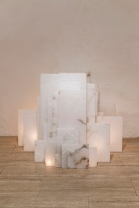 Elisabeth Cerviño, Altar, 2018. Cortesía de la artista y de GALLERIA CONTINUA, San Gimignano / Beijing / Les Moulins / Habana Foto: Ela Bialkowska, OKNO Studio