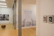 Horizonte de sucesos. Vista de la exposición. Cortesía de Dalia de la Rosa