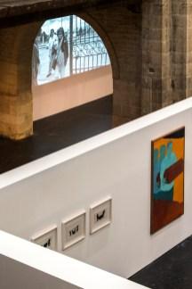 Vista de la exposición Beatriz González Retrospectiva1965-2017. Gentileza CAPC Bordeaux