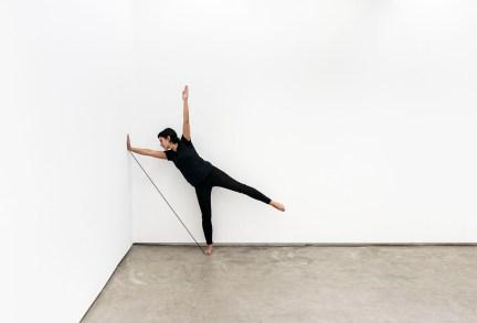 Carla Chaim, Rectangle Piece, 2017. Imagen cortesía de la Galería Ponce + Robles