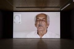 Óscar Muñoz, Fundido a blanco. Des/materializaciones, Fundació Sorigué. Cortesía de Óscar Muñoz y de la Fundació Sorigué