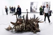 Allora & Calzadilla, Vista de la exposición BLACKOUT en MAXXI Roma. Foto: Musacchio Ianniello. Cortesía de la Fondazione MAXXI