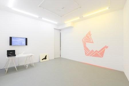 Gonzalo Elvira, 12 Concrete Songs Vol.II, Vista de la exposición. Cortesía de Carlos Rodríguez