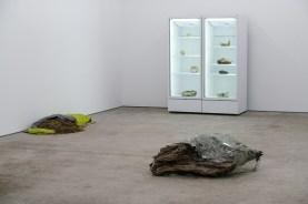 """Vistas de la exposición """"Nicolás Lamas, Liminality"""". Octubre 2018-Enero 2019, Galería Sabot, Cluj-Napoca, Rumanía. Cortesía de Sabot. Foto: YAP studio."""