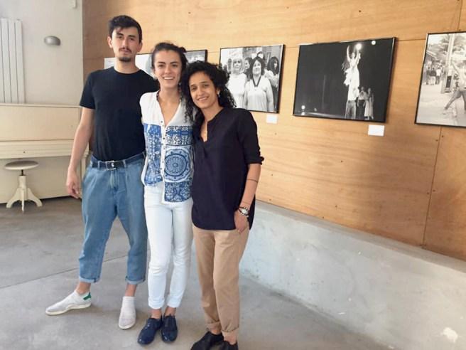 Exposición Lofts et ateliers, Le Quatre, 25-26 de mayo de 2019. Foto cortesía de Maria Camila Cifuentes