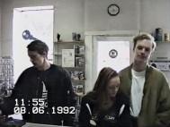 Henrike Naumann Triangular Stories (2012) VHS-Video