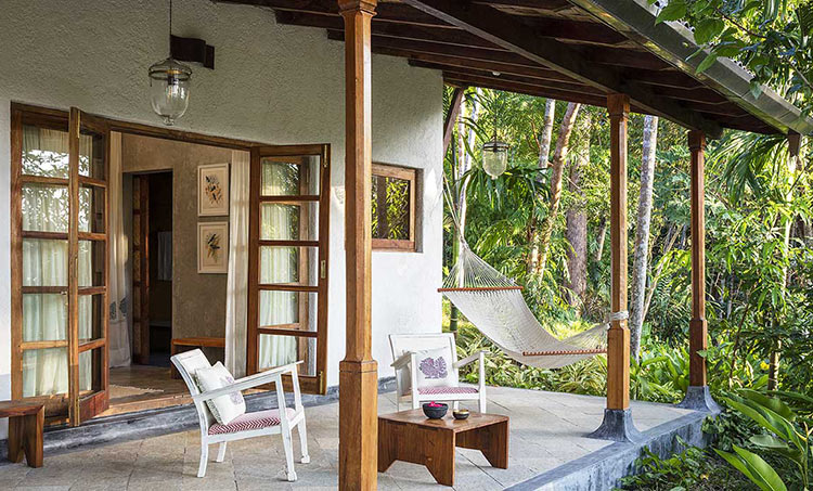 Jalakara, islas andaman, hoteles boutique