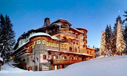 8 hoteles donde la Navidad es mágica para chicos y grandes
