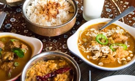 Restaurante Tandoor: viaje a India y Pakistán