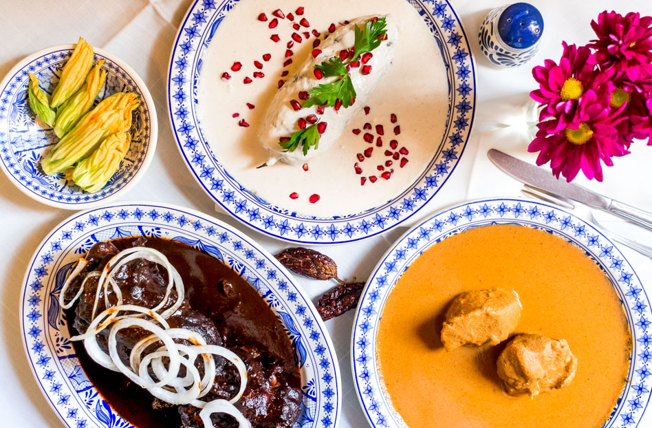 La gran cocina mexicana