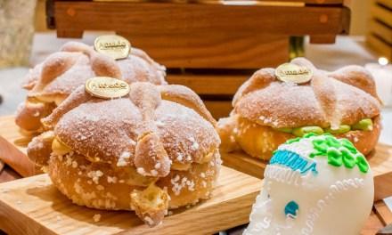 Degustación de Pan de Muerto en Polanco
