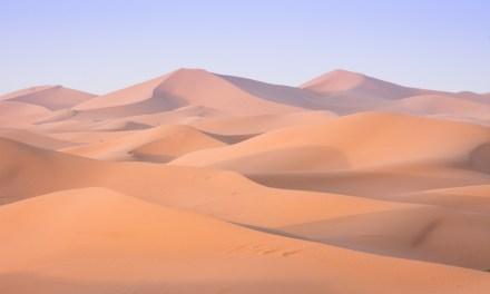 Al desierto: el sahara de Marruecos