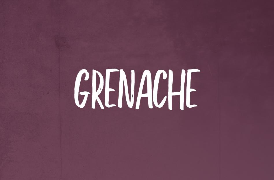 Conoce esta uva: Grenache