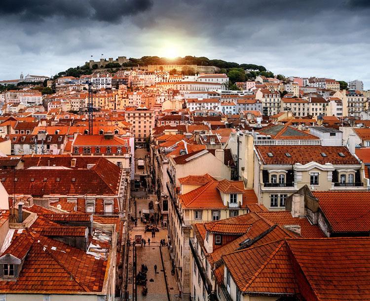 Lisboa, ciudades para visitar en otoño