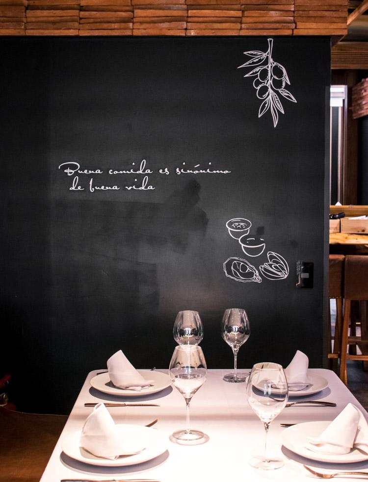 La Mallorquina, restaurante de comida española en la ciudad de México