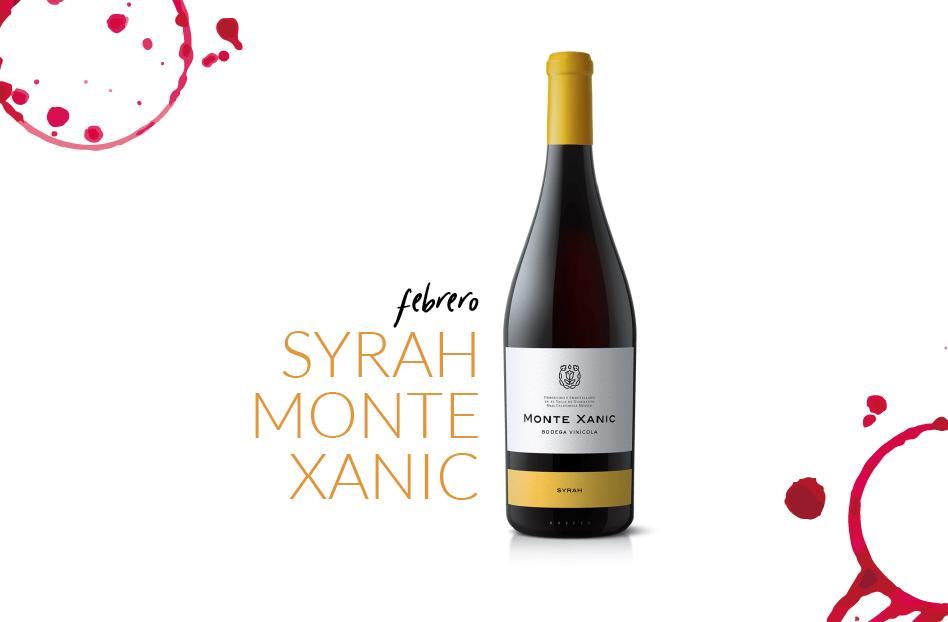 Febrero: Syrah Monte Xanic