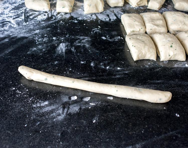 Como hacer nudos de pan