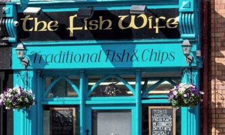 Fish and chips: Nada más británico