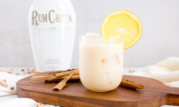 Horchata scotch: el coctel con Rum Chata perfecto para comenzar el otoño.