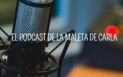 Podcasts de viajes: la melta de carla