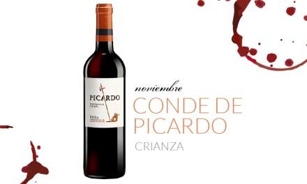 Noviembre: Conde de Picardo