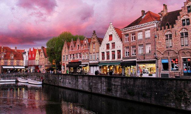 Las ciudades medievales más encantadoras de europa