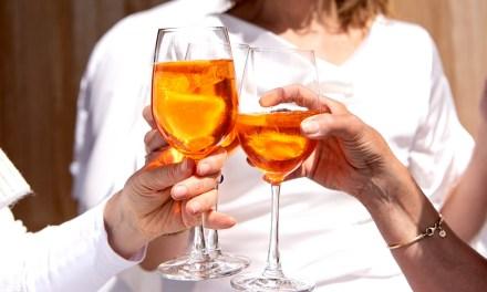 5 cocteles con vino imperdibles