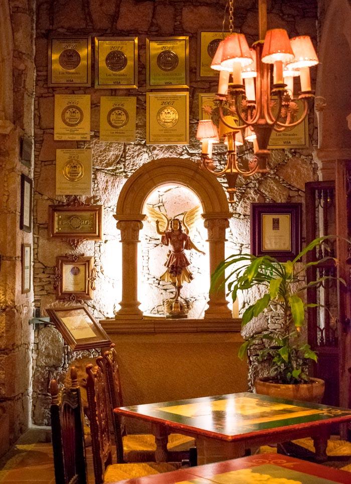 Restaurante Los Mirasoles en Morelia